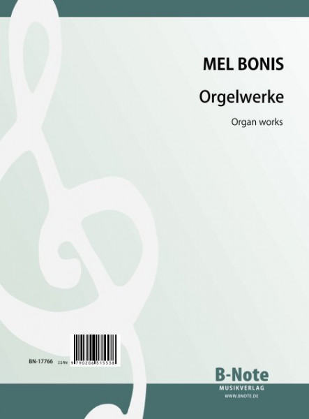 Bonis: Works for organ
