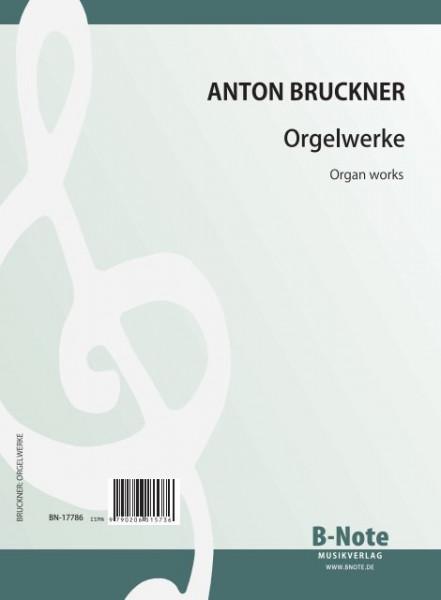 Bruckner: Oeuvre pour orgue