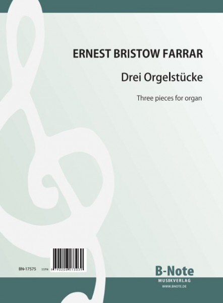 Farrar: Three pices for organ