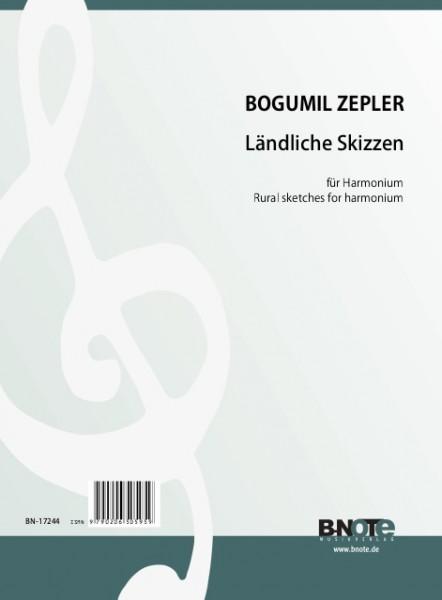 Zepler: Rural sketches for harmonium