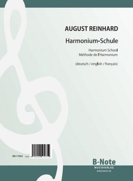 Reinhard: Harmonium school op.16 (de/en/fr)