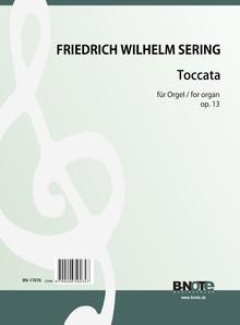 Sering: Toccata Es-Dur für Orgel