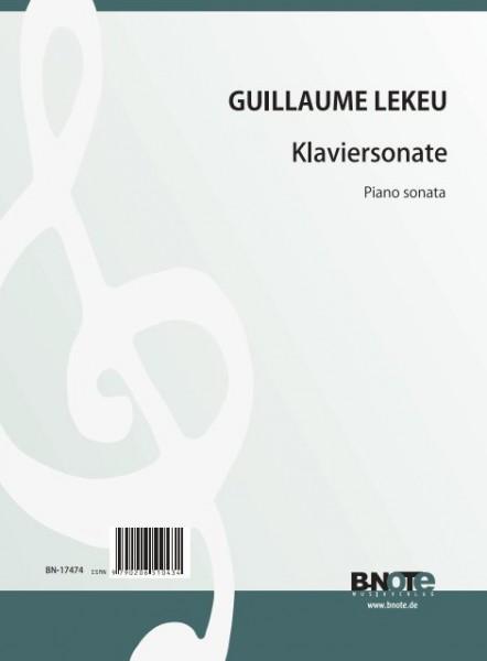 Lekeu: Klaviersonate