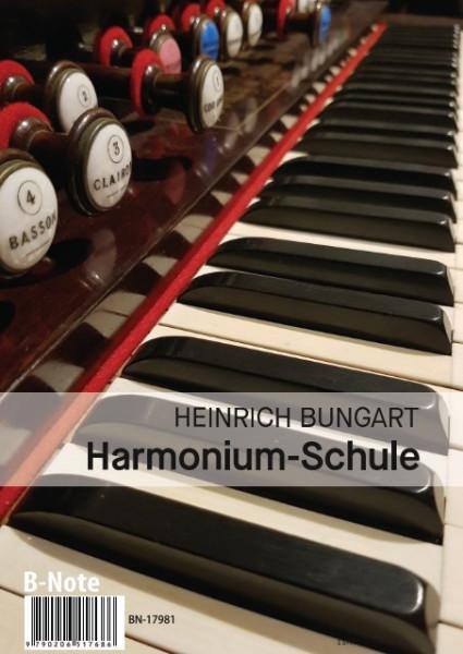 Bungart: Harmonium-Schule