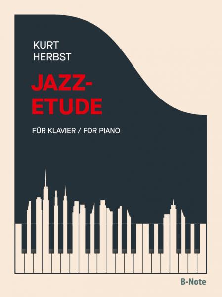 Herbst: Jazz Etude for piano