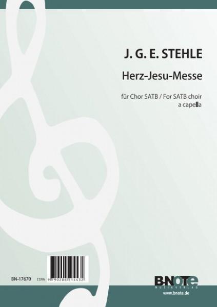 Stehle: Herz-Jesu-Messe für Chor SATB a capella