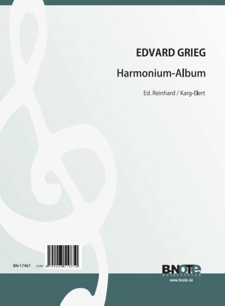 Grieg: Harmonium-Album (Ed. Reinhard / Karg-Elert)