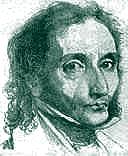 Paganini, Niccolò (1782-1840)
