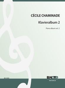 Chaminade: Pièces choisies pour piano 2