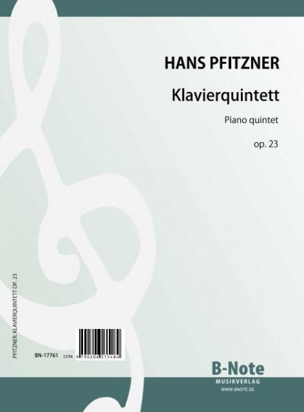 Pfitzner: Klavierquintett op.23