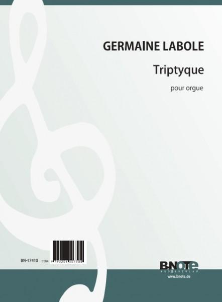 Labole: Triptyque for organ