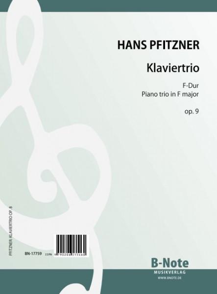 Pfitzner: Klaviertrio F-Dur op.8