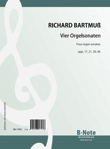 Bartmuß: Four organ sonatas