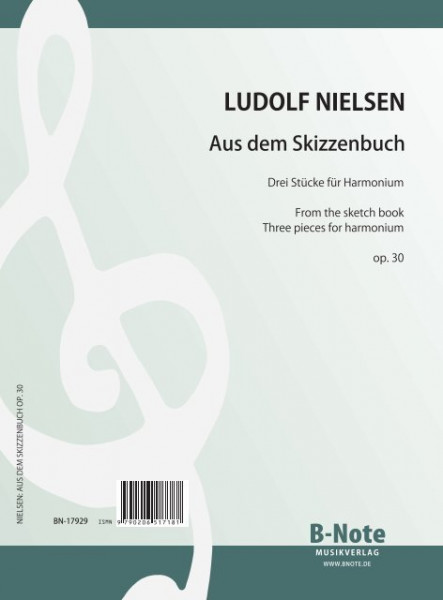 Nielsen: From the sketch book - Three pieces for harmonium op.30