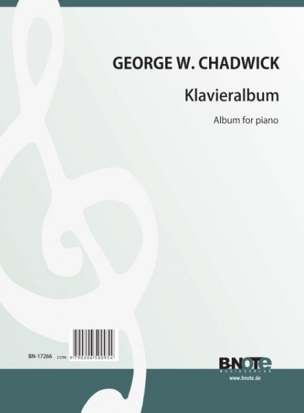 Chadwick: Album of piano pieces