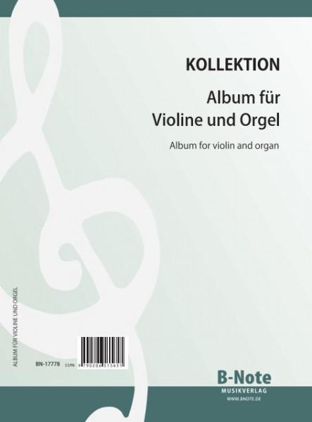 Album für Violine und Orgel