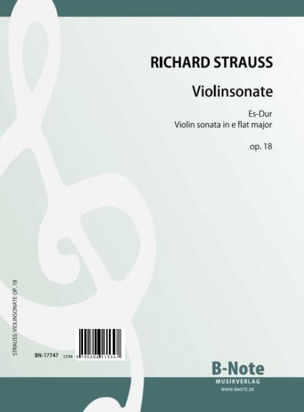 Strauss: Violinsonate Es-Dur op.18