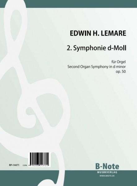 Lemare: 2me symphonie pour orgue en re mineur op.50