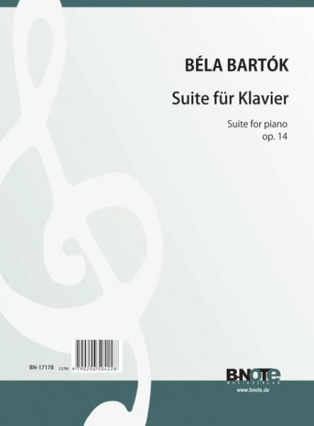 Bartók: Suite pour piano op.14
