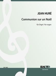 Huré: Offertoire sur un Noël für Orgel