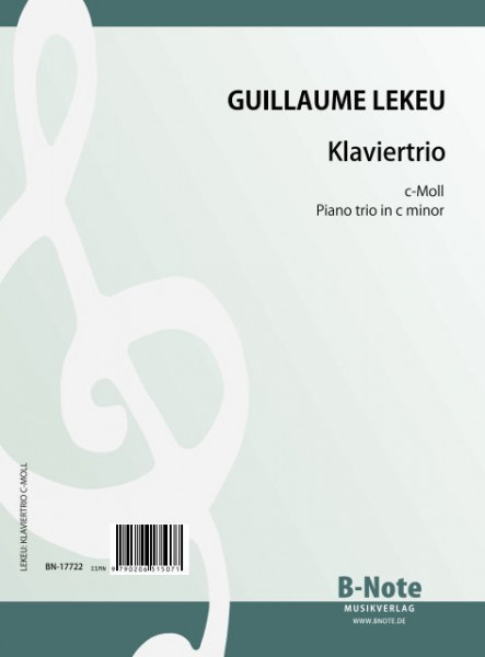 Lekeu: Klaviertrio c-Moll