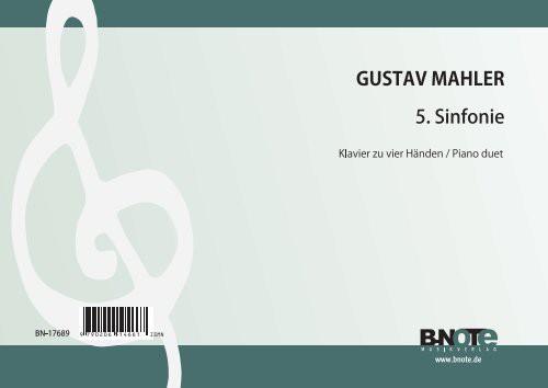 Mahler: 5. Symphony (Arr. piano duet)